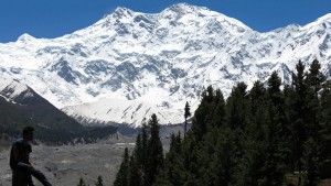 Zwei Bergsteiger am Nanga Parbat vermisst