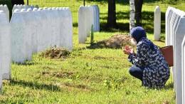 """""""In Srebrenica sind wir alle Verlierer"""""""