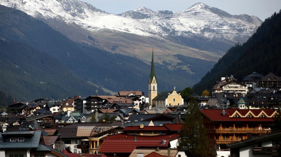 Der Skiort Ischgl wurde im Frühjahr 2020 zum Corona-Hotspot. (Archivbild)
