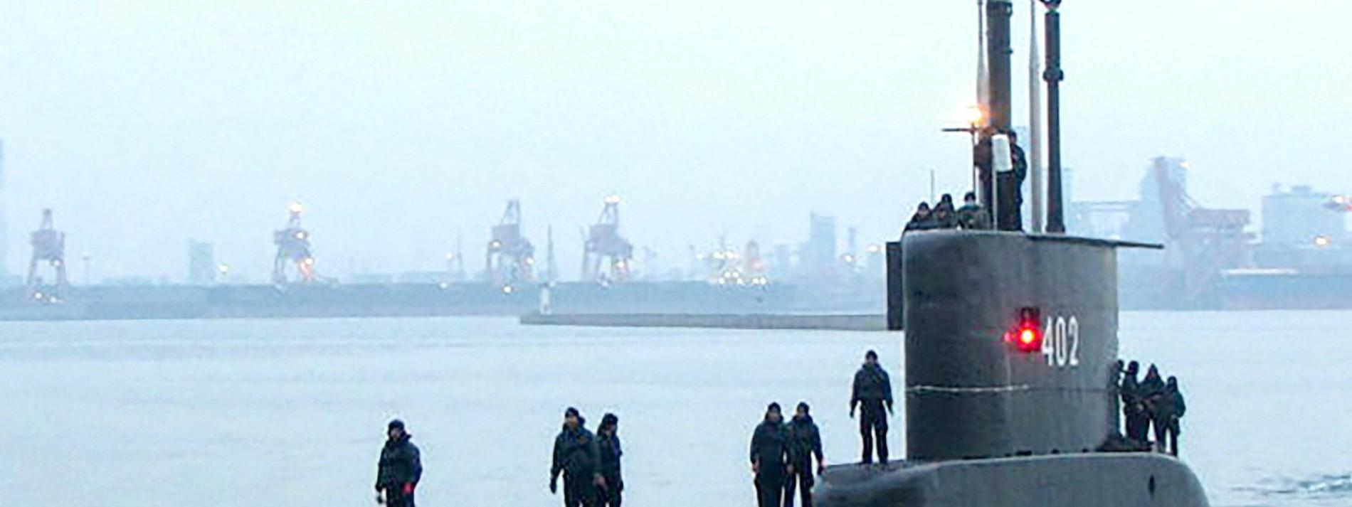 Vermisstes indonesisches U-Boot gefunden
