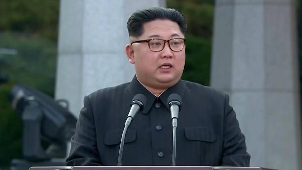 Nordkorea droht mit Absage von Gipfeltreffen mit Trump