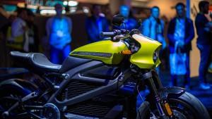 Harley-Davidson stoppt Produktion von E-Motorrädern
