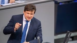 CSU-Abgeordneter Zech legt Parteiämter und Bundestagsmandat nieder