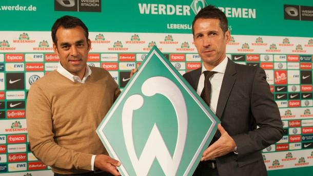 Werder Bremen - Vorstellung Robin Dutt