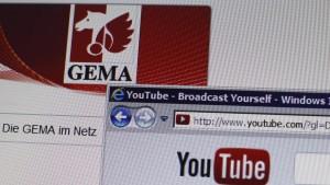 Gema und YouTube gehen in Berufung