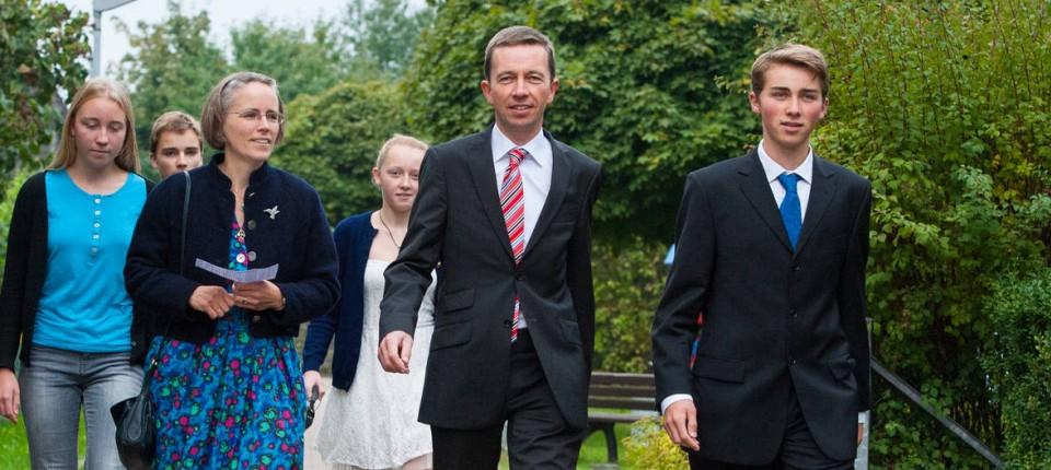 Bernd Lucke Familie