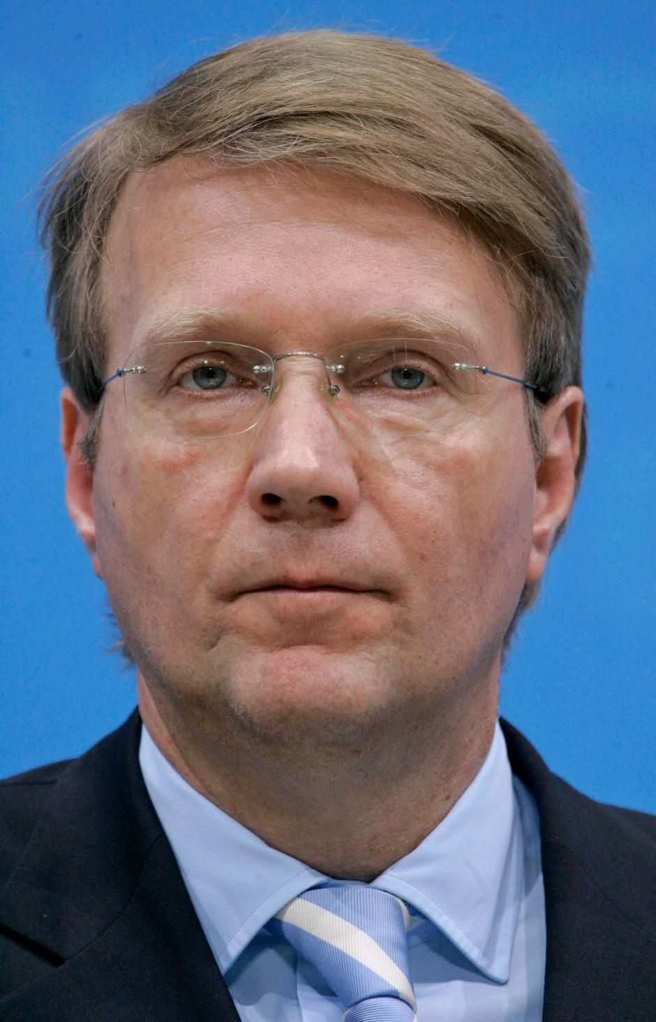 AP. Ronald Pofalla