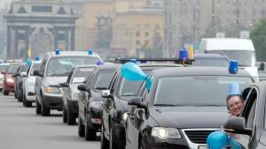Moskau macht mobil