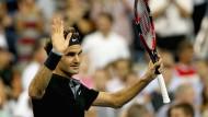 Federers Selbstvertrauen ist wieder da