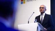 Microsoft startet deutsches Cloud-Angebot