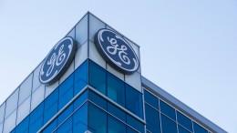 General Electric fliegt aus Dow Jones