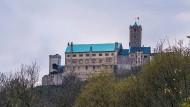 Schwieriges politisches Gelände: Die Wartburg in Eisenach