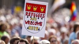 """""""Asyl ist ein Recht auf Zeit"""""""