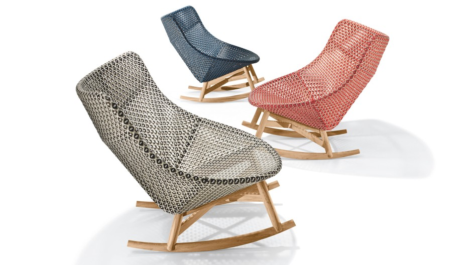 Open Air : Die Schönsten Tische Und Stühle Für Balkon Und Garten