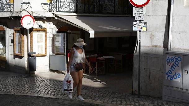 Portugal und Großbritannien keine Variantengebiete mehr