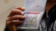 Amerikanische Regierung erschwert Visa-Prozesse