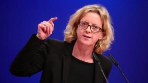 """""""CSU will Sondierungen volles Rohr gegen die Wand fahren"""""""