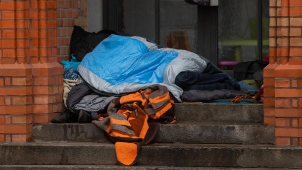 Berliner Clubs öffnen für Obdachlose