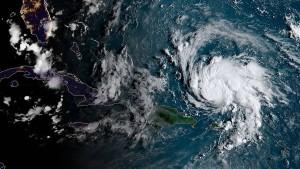 Trump warnt vor heranziehendem Hurrikan