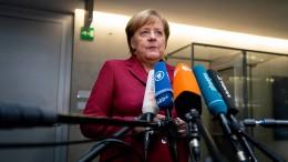 Deutschland auf ungeordneten Brexit vorbereitet