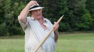 Nicht nur in seiner Rolle als Obelix: Schauspieler Gerard Depardieu hat einen mächtigen Bauch