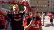 Die Bayern und Bayer 04 eröffnen Bundesliga-Saison