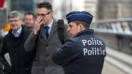 Mehrere Evakuierungen sind Folge der Explosionen in Brüssel.