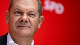 Scholz soll Kanzlerkandidat der SPD werden