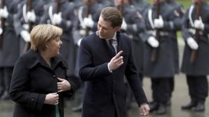 Berlin besorgt über Einfluss der FPÖ auf Geheimdienste
