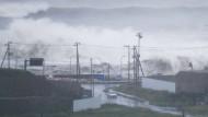 Mindestens zehn Tote nach Taifun Lionrock