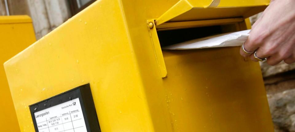 standardbrief gewicht porto