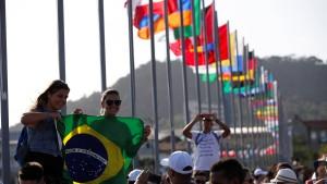 Panama erwartet 150.000 Pilger