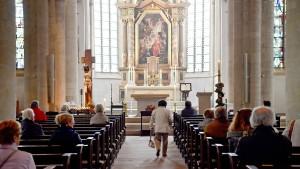 Etwa eine Milliarde Euro weniger Kirchensteuer