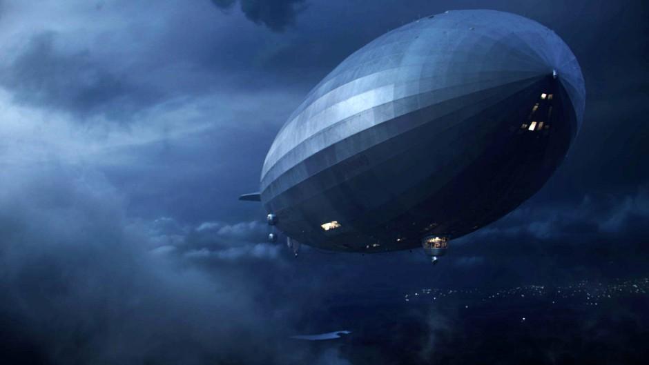 """Event-Zweiteiler """"Hindenburg"""" 2011"""