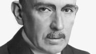 Staatsmann und Nationalökonom Karl Helfferich in einer zeitgenössischen Aufnahme.