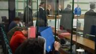 Prozessbeginn gegen Männer, die einen Obdachlosen anzündeten