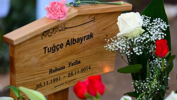 Amokläufer von München besuchte Grab der getöteten Tugce
