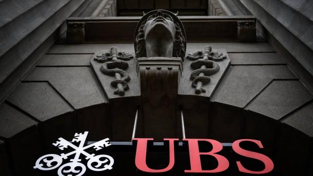 EU bestraft UBS und weitere Banken