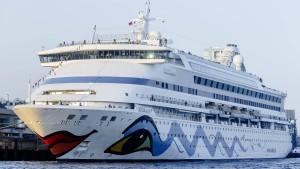 Entwarnung auf Aida-Schiff in Norwegen