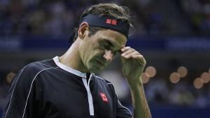 Überraschendes Aus für Federer – Williams souverän