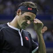 Niederlage für den Schweizer Roger Federer