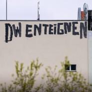 Die Deutsche Wohnen hat sich selbst von 6000 Wohnungen enteignet.