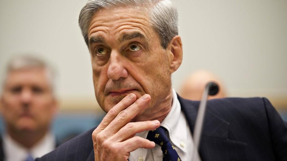 Robert Mueller, früherer FBI-Direktor und derzeit Sonderermittler in der Russland-Affäre
