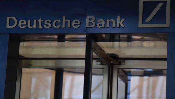 Deutsche Bank muss 150 Millionen Dollar Strafe zahlen