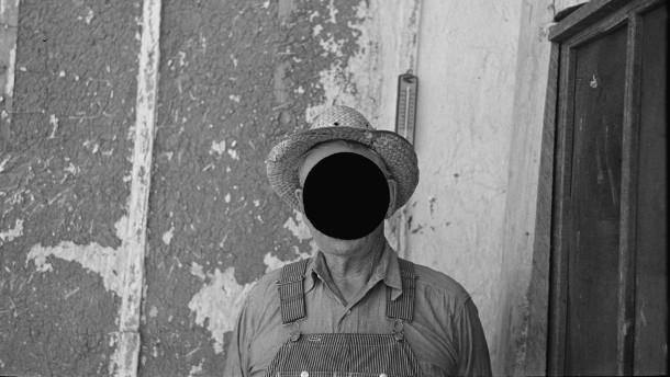 Der Mann ohne Gesicht