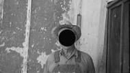 "Russell Lee: ""Untitled photo"", North Dakota, August 1937, aus der Ausstellung ""Killed Negatives: Unseen Images of 1930s America"", Whitechapel Gallery, London (bis 26. August)"