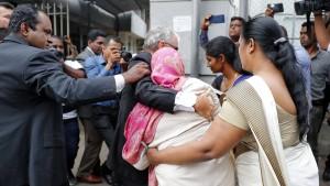 Sri Lanka lässt Mitarbeiterin der Schweizer Botschaft festnehmen