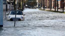 Das Wetter in Deutschland wird extremer