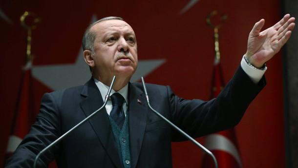 Erdogan stockt Goldvorräte der Türkei erheblich auf