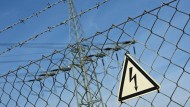 Stromstreit an der deutsch-österreichischen Grenze